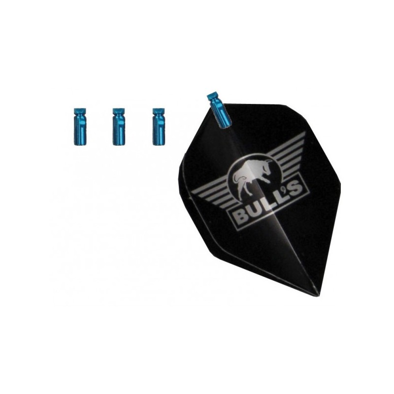 DMN Flight Protector Aluminium Blauw