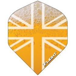 Ruthless flights Engels bier