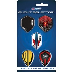 Winmau Flight selector (5 sets)