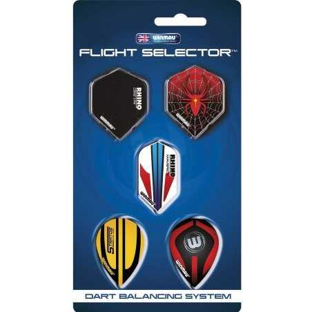 Winmau Flight selector (5 sets)