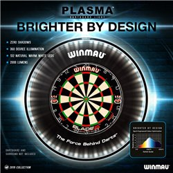Winmau Surround ring LED Plasma