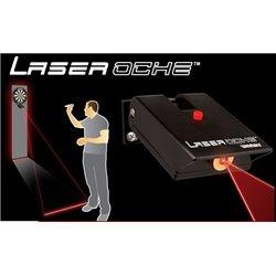 Winmau Laser Oche Zwart