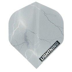 McKicks flights Metallic Lightning Zilver