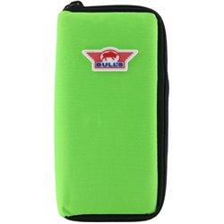 Bull's Nylon Medium Case Groen