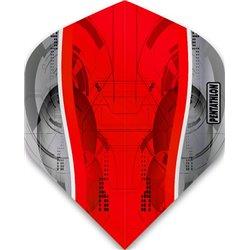 McKicks flights Pentathlon Silver Edge Red
