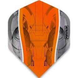 McKicks flights Pentathlon Silver Edge Orange
