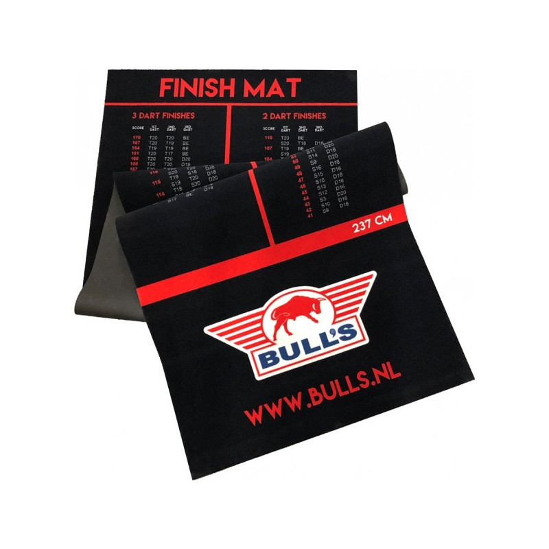 Bull's Dartmat Finishmat 300x90cm