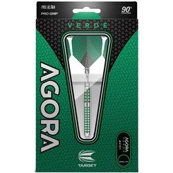 Target dartpijlen Agora Verde AV01 90%