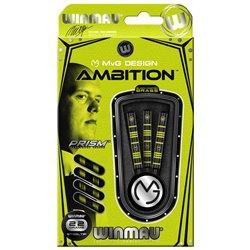 Winmau dartpijlen MVG Ambition Brass 23