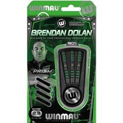 Winmau dartpijlen Brendan Dolan Onyx 90%