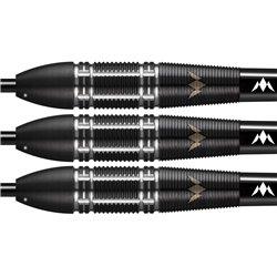 Dartpijlen Nero Black Titanium 90%