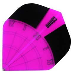 Target flights Quartz Vision Ultra shape geel