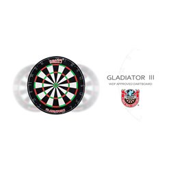 Dartbord Gladiator III+