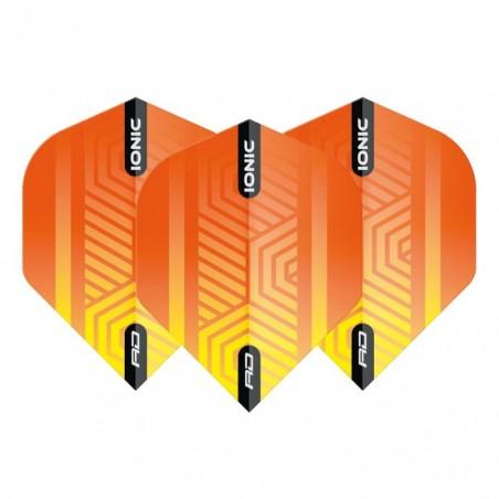 Dartflights Hardcore Ionic Orange