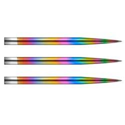 Winmau Dartpunten Smooth Rainbow Staal 32mm