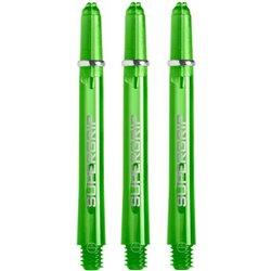 Harrows Shafts Supergrip Groen 2BA (medium)