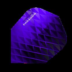 Harrows flights Paragon Purple